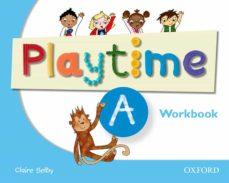 playtime: a: workbook-9780194046695