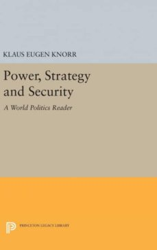 power, strategy and security-9780691654058