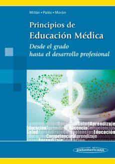 principios de educacion medica-9788498354447