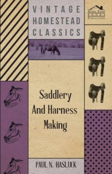 saddlery and harness-making-9781409727415