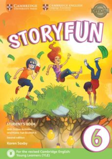 storyfun for flyers (2nd edition - 2018 exam) 2 student s book with online activities & home fun booklet-9781316617250