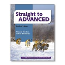 straight to advanced student s book without answers pack-9781786326591