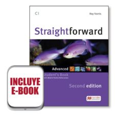 straightforward (2nd edition) advanced student s book with ebook-9781786327697