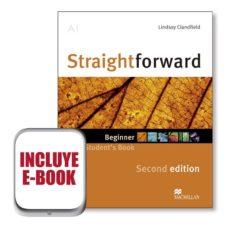 straightforward (2nd edition) beginner student s book with ebook-9781786327598