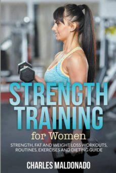 strength training for women-9781681858821