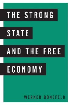 strong state and the free economy-9781783486281