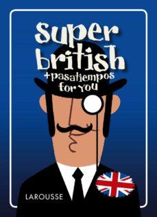 super british-sabine jourdain-9788416641765
