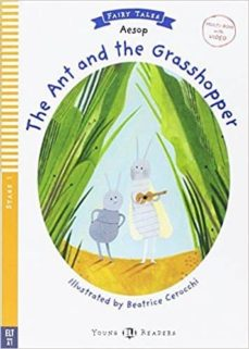 the ant and the grasshopper + cdrom-9788853618955