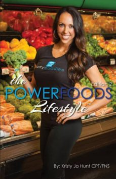 the power foods lifestyle-9781942298076