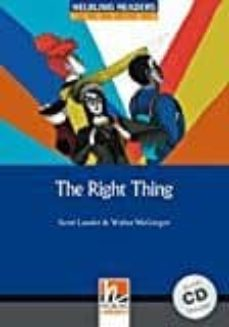 the right thing-9783990452561