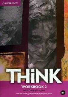 think level 2 workbook with online practice-9781107509177