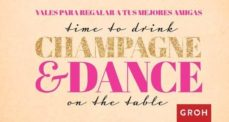 time to drink champagne & dance on the table-9788490680643