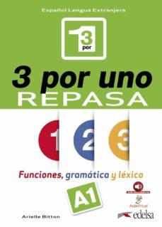 tres por uno (a1) libro-arielle bitton-9788490813034