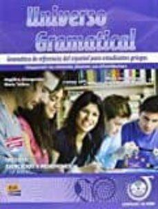 universo gramatical grecia (gramática)-9788498483833
