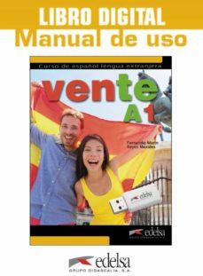 vente a1 libro del profesor + cd audio-fernando marin-reyes morales-9788490813621