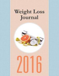 weight loss journal 2016-9781681459486