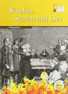 witches secrets and lies - 4º eso (burlington international readers)-9789963273591