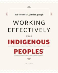 working effectively with indigenous peoples�-9780978162856