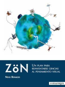 zön: un plan para reinventarse gracias al pensamiento visual-neus benages-9788417188078