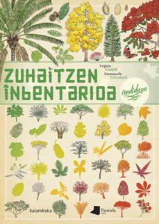 zuhaitzen inbentarioa irudiduna-virginie aladjidi-9788491722311