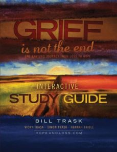 grief is not the endone familys journey from loss to hope interactive study guide-9780990339854