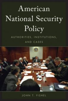 american national security policy-9781442248380