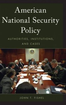 american national security policy-9781442248373