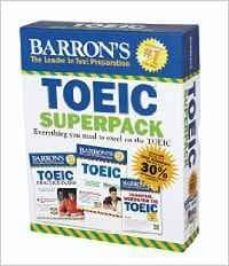 barron s toeic superpack-lin lougheed-9781438077697