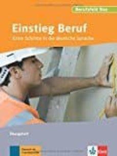 berufsfeld bau. einstieg beruf = trabajar en la construccion-9783126761673