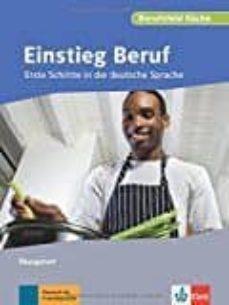 berufsfeld küche. einstieg beruf = trabajar en la cocina-9783126761666
