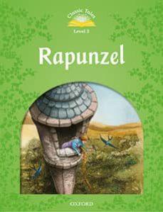 classic tales 3. rapunzel (+ mp3)-9780194014267