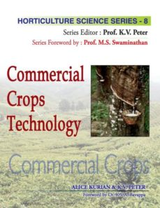 commercial crops technology-9788189422523