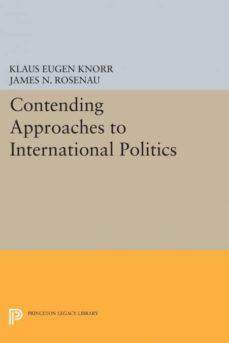contending approaches to international politics-9780691620985