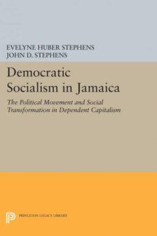 democratic socialism in jamaica-9780691610979