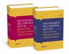 diccionario del español actual (2ª ed. actualizada) 2 vols-9788403517325