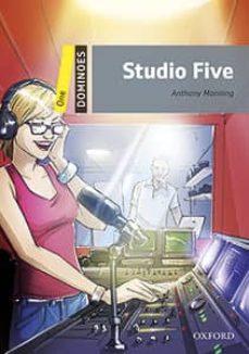 dominoes 1. studio five (+ mp3)-9780194639491