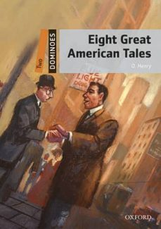 dominoes 2. eight great american tales (+ mp3)-o. henry-9780194639545