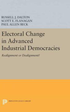 electoral change in advanced industrial democracies-9780691654041