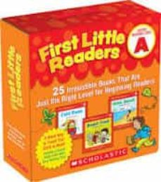 first little readers: guided reading level d (parent pack): 25 irresistible books that are just the right level for beginning-liza charlesworth-9781338111507