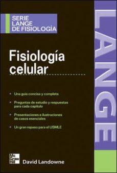 fisiologia celular-david landowne-9789701062524