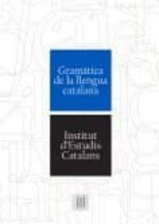 gramatica de la llengua catalana-9788499653167