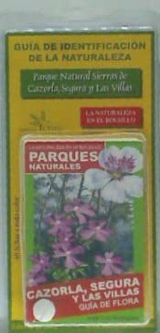 gu�a de identificaci�n de la fauna del parque natural de cazorla, segura y las villas-9788496307773