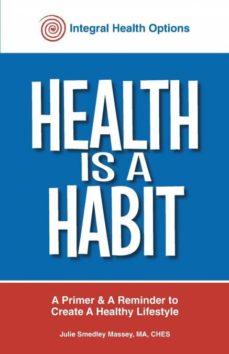 health is a habit-9780990635505