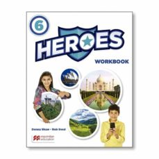 heroes 6 activity book (srp & ppack ) pack-9780230493742