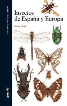 insectos de españa y europa-patrice leraut-9788496553279