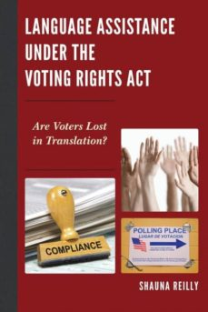 language assistance under the voting rights act-9780739198117