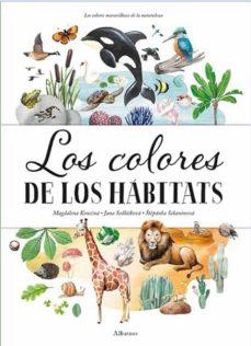 los colores de los habitats-9788000059204