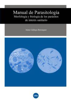 manual de parasitologia-jaime gallego berenguer-9788447531417