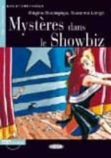 mystères dans le showbiz. livre et cd-9788853001443