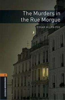 oxford bookworms library 2. the murders in the rue morgue (+ mp3)-9780194620789